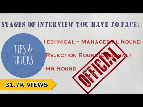 HR QUESTIONS || TCS INTERVIEW PART 2: TIPS & SUGGESTIONS FOR OFF CAMPUS DRIVE 2018 FOR FRESHERS