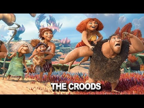The Croods Trailer #2