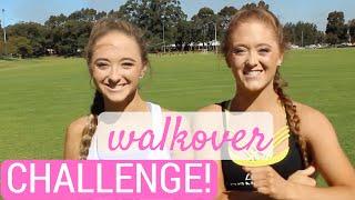 Forward Walkover Challenge! | Sam and Teagan