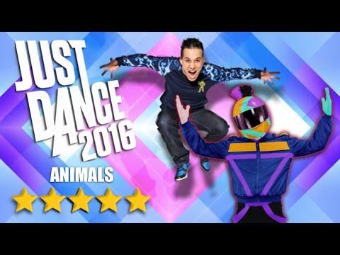ANIMALS Just Dance 2016 Gameplay 5 Star  Jayden Rodrigues
