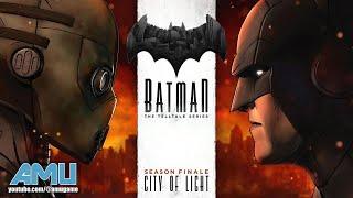 蝙蝠俠:第一季 秘密系譜 第五章 光之城市 劇情攻略