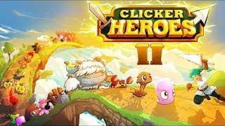 World 3 - Frozen ► Clicker Heroes 2 #17