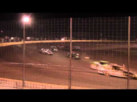Sport Mods at Lady Luck Speedway 5-25-12