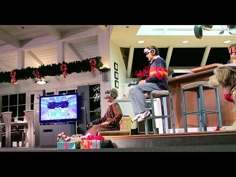 Carousel Of Progress 2017, Disney World Magic Kingdom POV HD