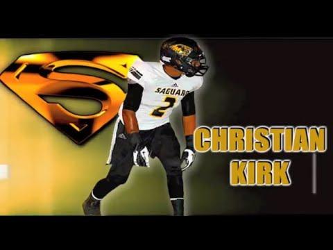 Christian Kirk Saguaro High Az Class Of 2015 Junior Year