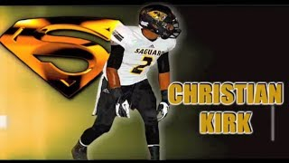 Christian Kirk : Saguaro High (AZ) Class of 2015 - Junior Year Highlights