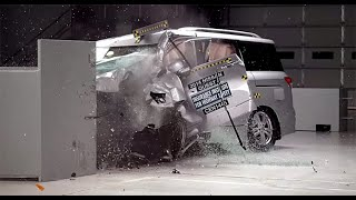 All Of The Worst   HS Small Overlap Driver Side Crash Tests 2012-2021