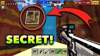 NEW Top 10 Secret Locations! (Pixel Gun 3D)