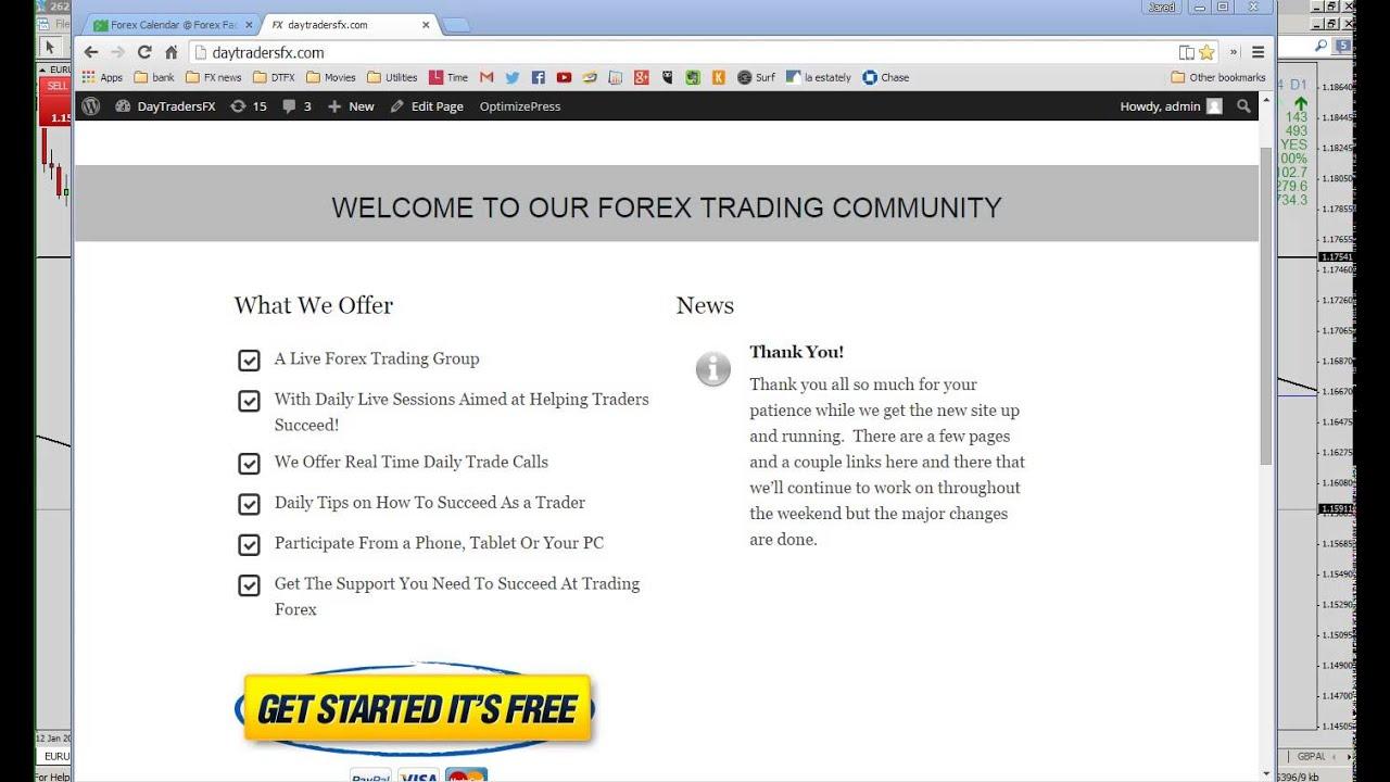 Forex webinar youtube