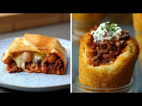 8 Cheesy Chilli Dinner Ideas