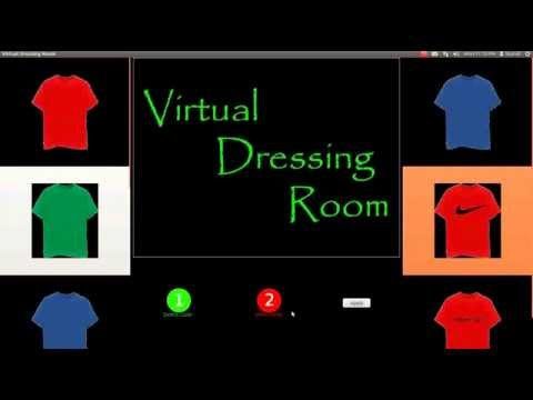 Virtual Dressing Room Concept