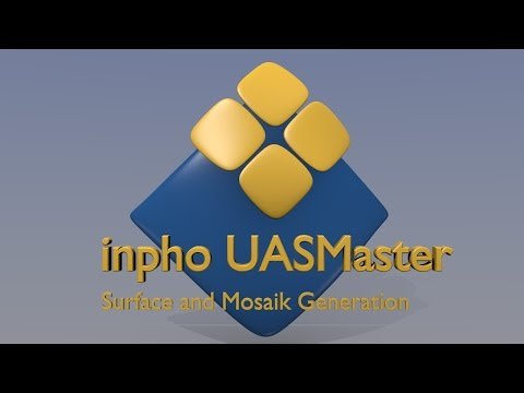 inpho UASMaster - Surface and Mosaik Generation