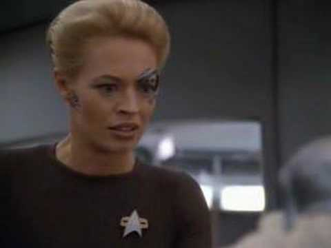 Star Trek Voyager- you are hurting me