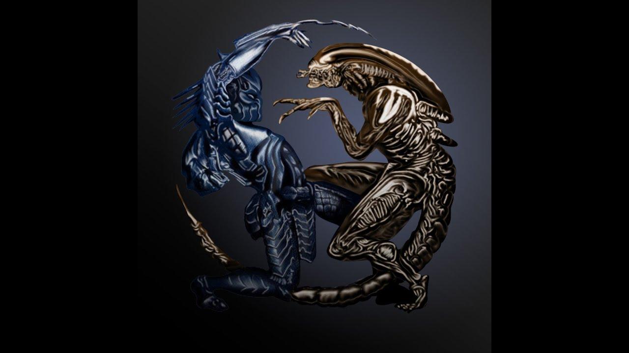 Funny Alien Vs Predator Pictures