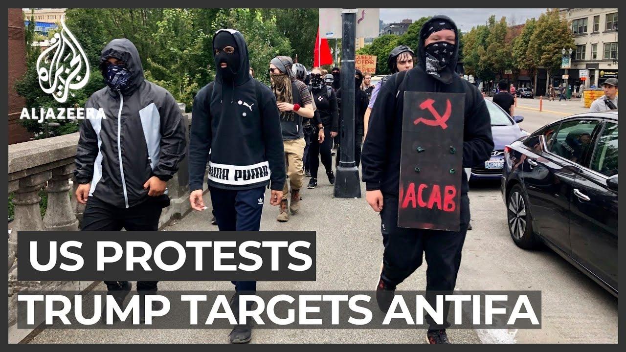 President Trump Says He Will Designate Antifa A Terrorist ...