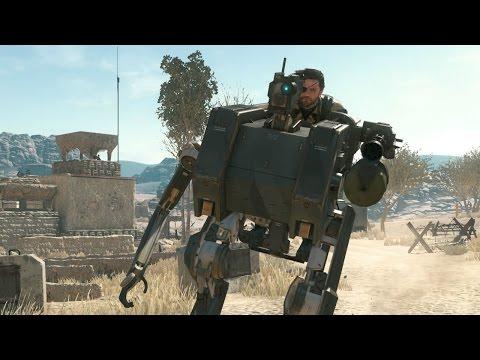 Metal Gear  Solid 5 - Buddy Guide: D-Walker