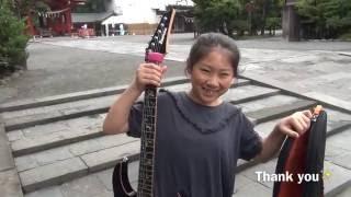 Li-Sa-X talks about her GigBlade Sliver guitar bag