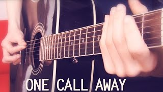 One Call Away - Charlie Puth (Acoustic Guitar Cover)