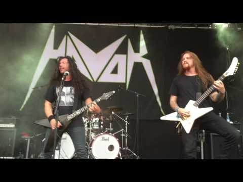 Havok - From the Cradle to the Grave - Live Copenhell 2016