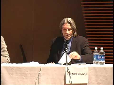 """Prof. Mahmood Mamdani and John Prendergast, """"The Darfur Debate"""""""