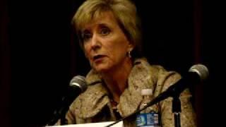 **Linda McMahon in Canton** Candidates Forum Feb. 9, 2010.wmv