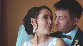 Фрагмент видео. Свадьба Алины и Ильфата. 2017