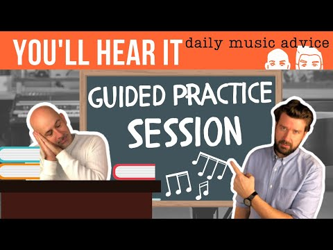 Guided Practice Session | You'll Hear It