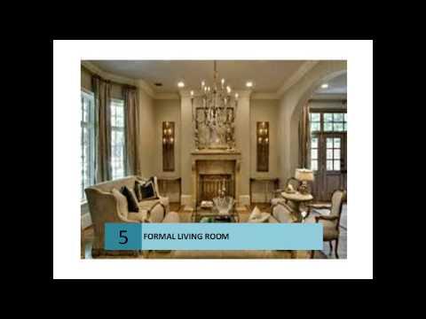 sophisticated formal living room designs