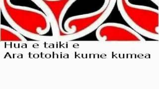 Toia Mai Te Waka Nei