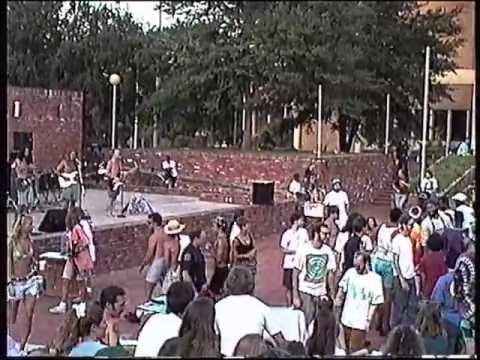 Hempfest Gainesville Florida 1992 Including The Doobie Toss