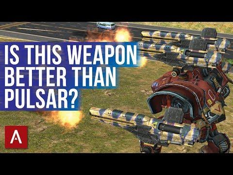 NEW Medium Corrosion Weapon WASP MK2 MAX POWER / Is the Wasp better than Pulsar? / War Robots