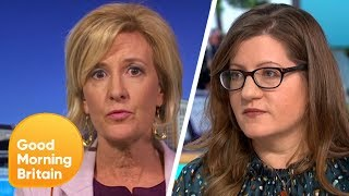 Pro-Lifer Becky Gerritson Wants Abortion to Be Illegal in Every State   Good Morning Britain