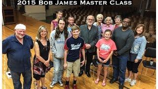 Bob James Master Class - Marshall, Missouri - 23 May 2015