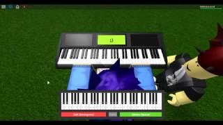 Il suo tema-Undertale-One-Punch Man Emotional Theme- Roblox Piano (WIP)