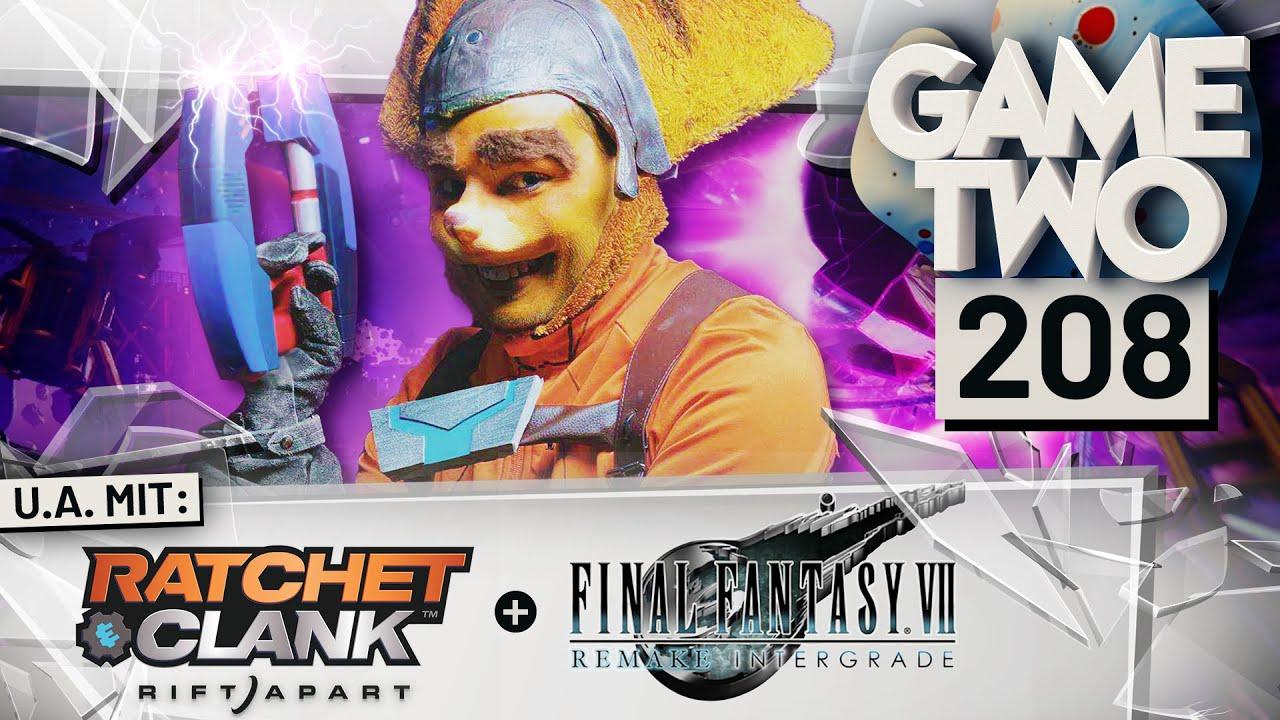 Ratchet & Clank: Rift Apart, Final Fantasy VII Remake Intergrade, D&D: Dark Alliance | Game Two #208