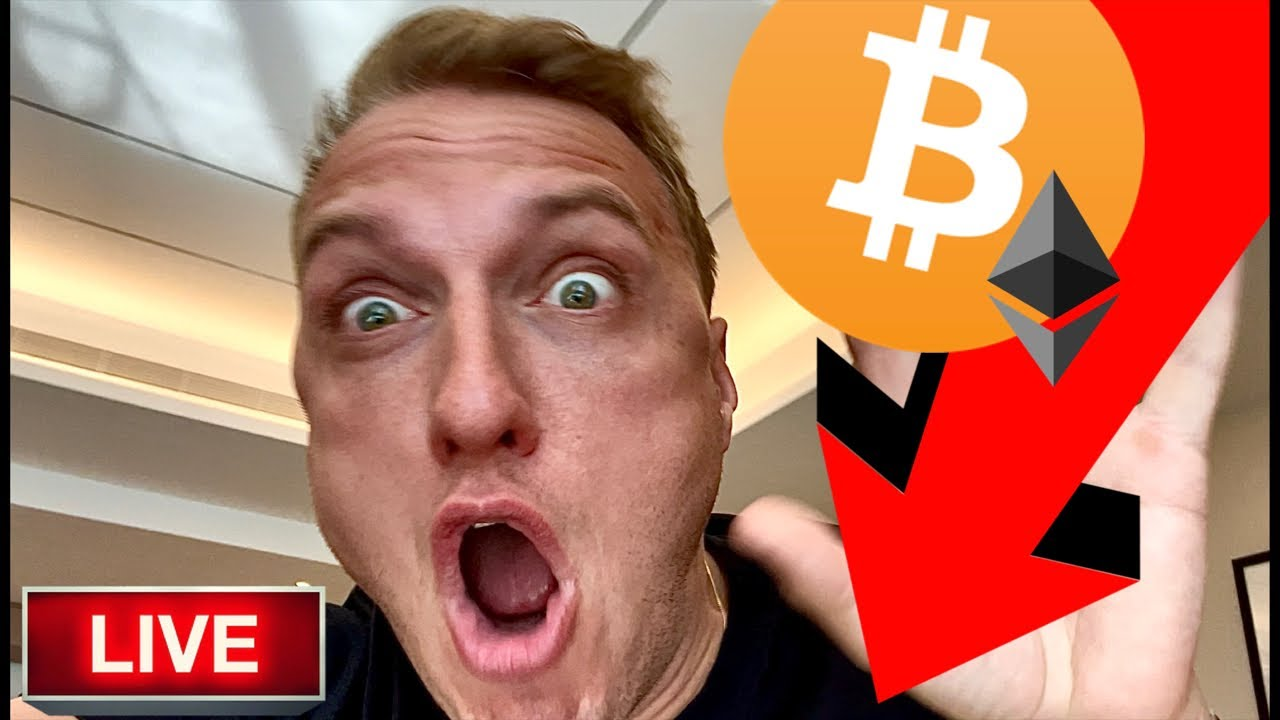 DUMP!!!!! THIS CRAZY BITCOIN CHART REVEALS THE TARGET!!!!!!!!!!