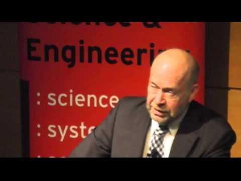 James Hansen Talks To MIT Nuclear Engineering Department 150414
