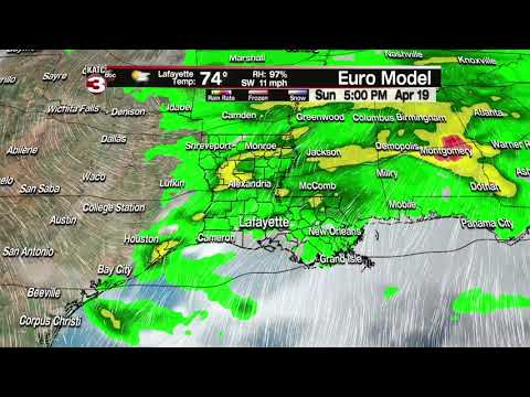 Daniel's weather forecast 04-16-20 10pm