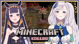 【Minecraft】 Chilling with Reine-chan! #REINAFF