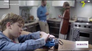 Одесских школьников научат делать роботов