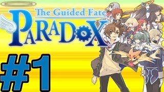 The Guided Fate Paradox - Part 1 - Become the new God (English) (Walkthrough)