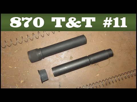 Magazine Extensions; Single- vs. Two-Piece - Remington 870 Tips & Tricks #11