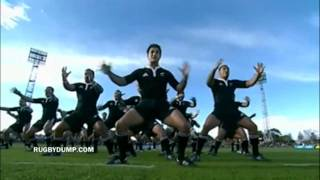 Der HAKA - All Blacks - Māori Ritualtanz