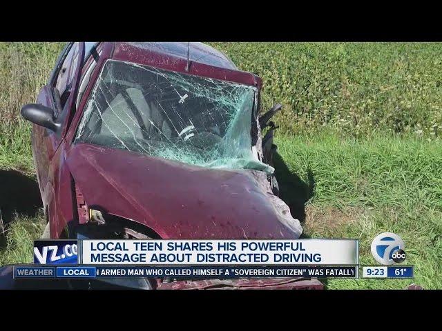 Tinejdžer doživio tešku saobraćajnu nesreću u trenutku kada je tražio svoj telefon u automobilu