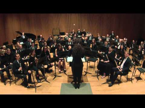 To Walk with Wings (Julie Giroux) - Manhattan Wind Ensemble