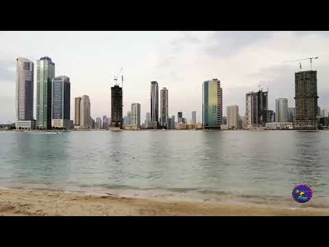 After Covid-19, Sharjah to Dubai 2020 | Creek | Beaches | Spectacular Views in Sharjah | Tripsforyou