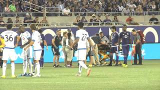 Rafael Ramos and Tommy Redding Head-to-Head Collision vs. Montreal
