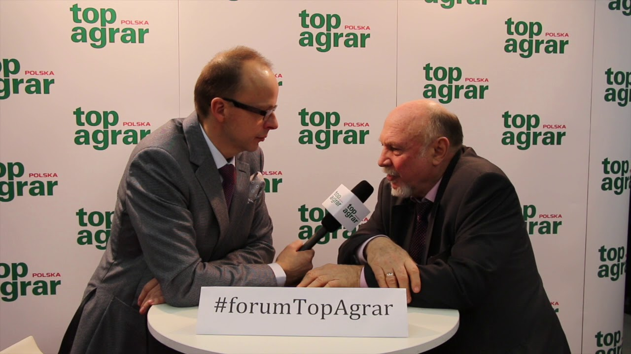 #forumTopAgrar: Ile pieniędzy na rolnictwo w 2018 r.? – prof.  Andrzej Czyżewski