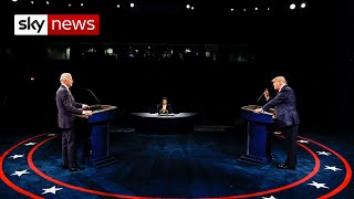 Download lagu Trump v Biden: The Final Debate