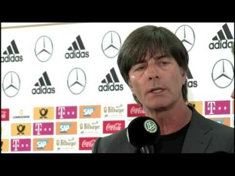 DFB Pressekonferenz 17/05/2016: Joachim Löw nominiert EM Kader